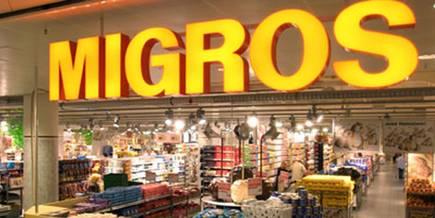 Migros shop